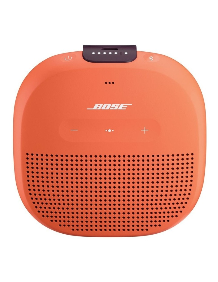 SoundLink Micro Bluetooth Speaker - Orange / Plum image 1