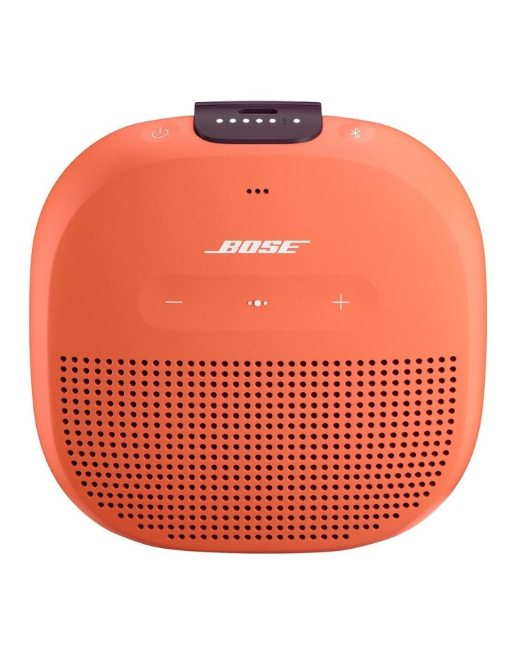 SoundLink Orange/Plum Micro Bluetooth Speaker image 1