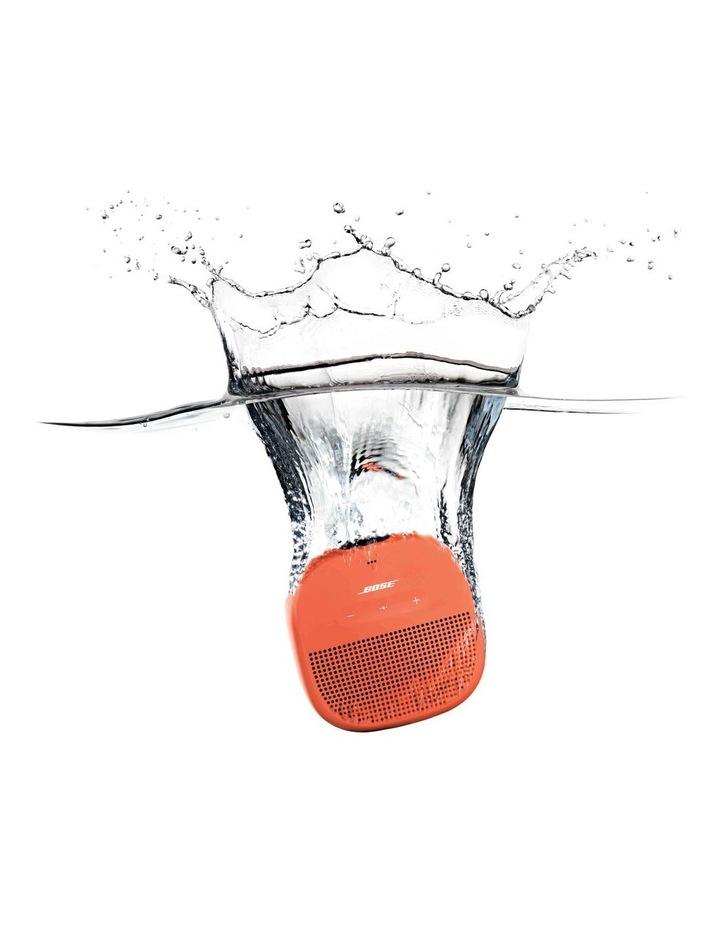 SoundLink Orange/Plum Micro Bluetooth Speaker image 4