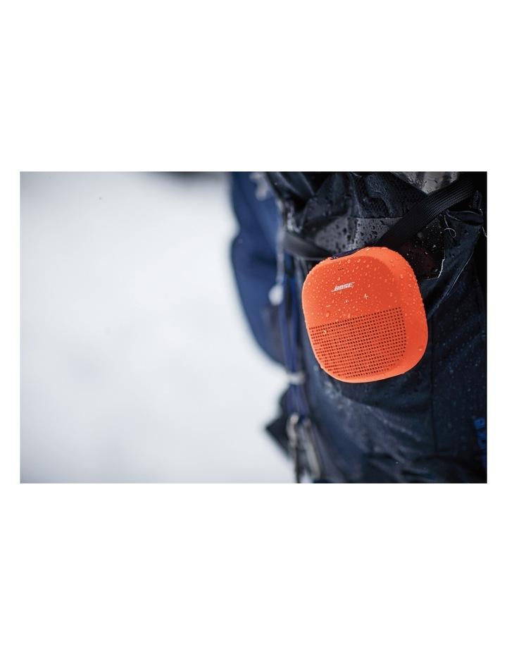 SoundLink Micro Bluetooth Speaker - Orange / Plum image 4