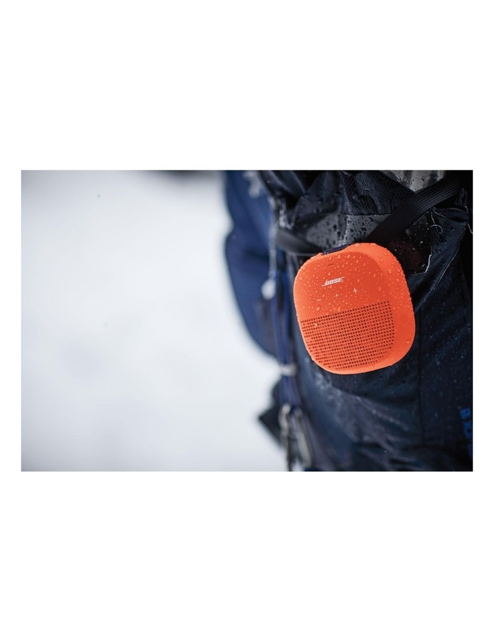 SoundLink Orange/Plum Micro Bluetooth Speaker image 6