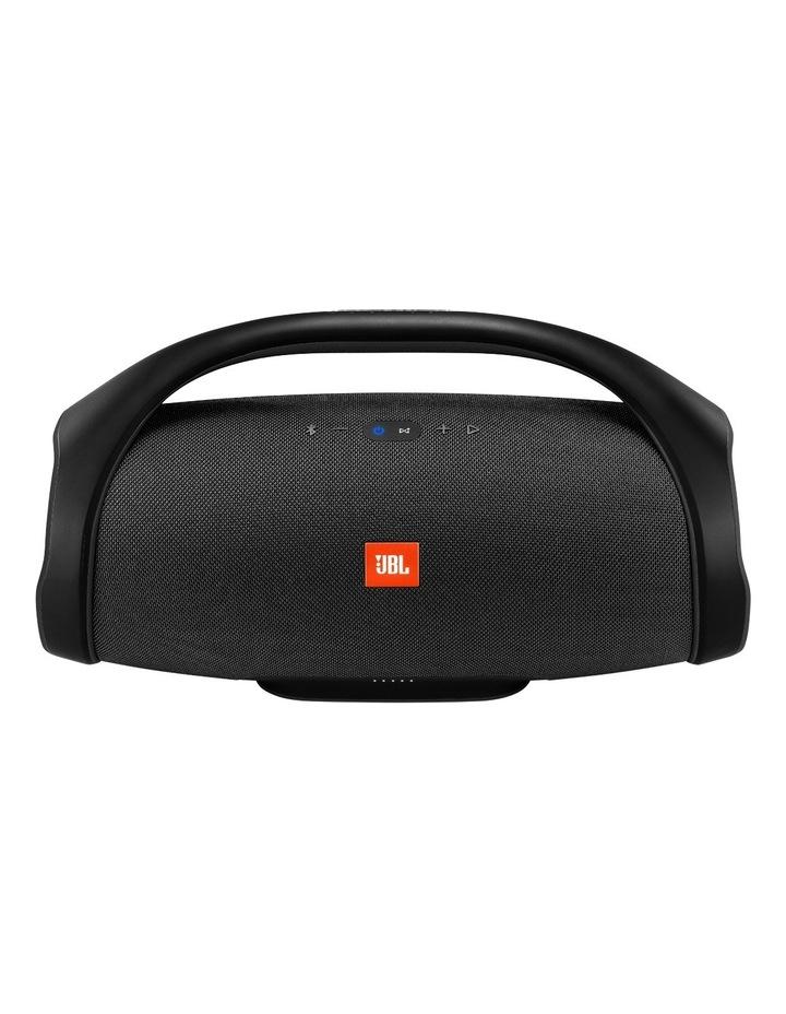 Boombox Bluetooth Speaker - Black image 1