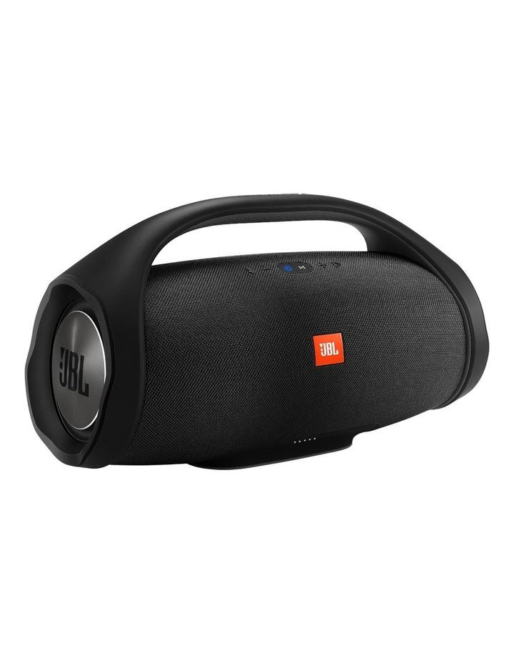 Boombox Bluetooth Speaker - Black image 2