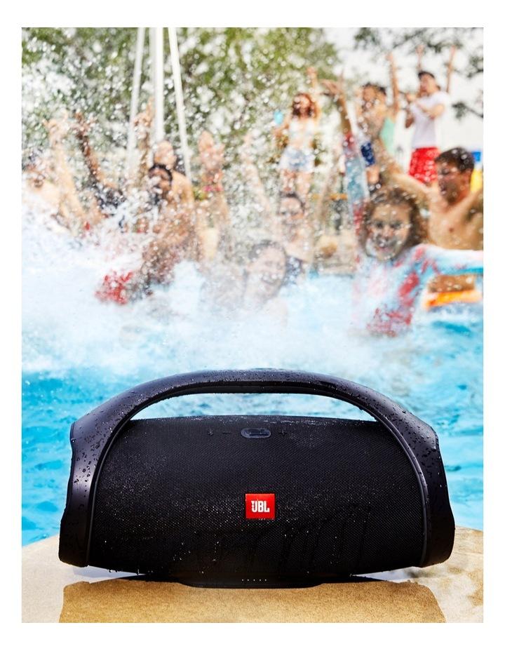 Boombox Bluetooth Speaker - Black image 3
