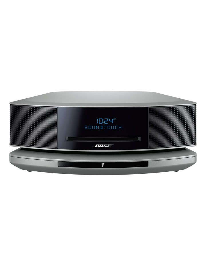 Wave SoundTouch Music System IV - Platinum Silver image 1