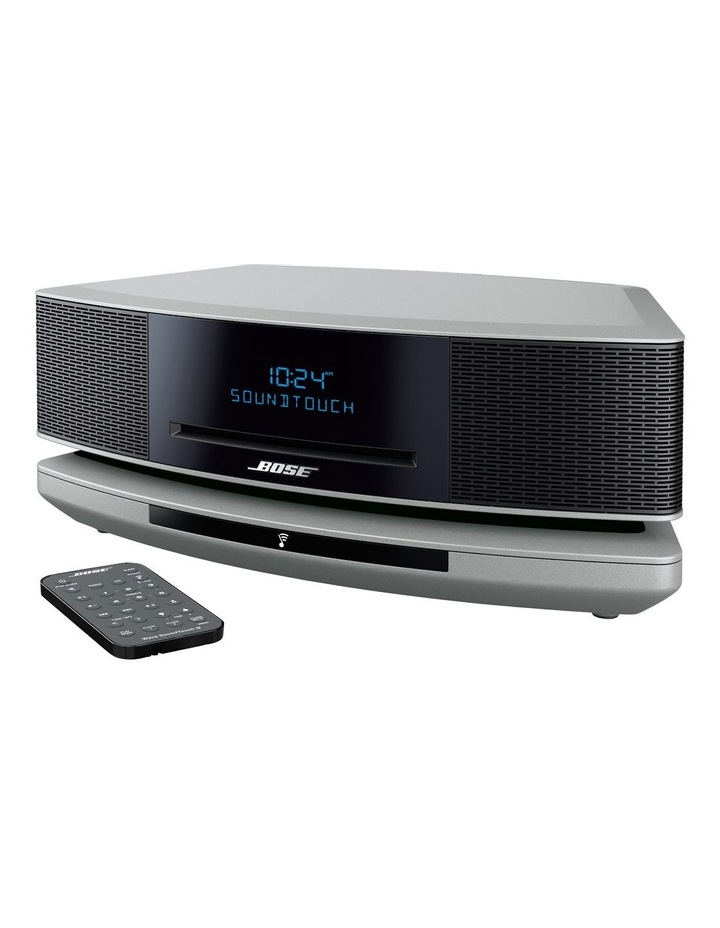 Wave SoundTouch Music System IV - Platinum Silver image 2