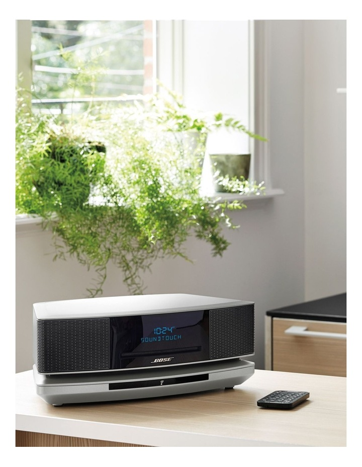 Wave SoundTouch Music System IV - Platinum Silver image 3