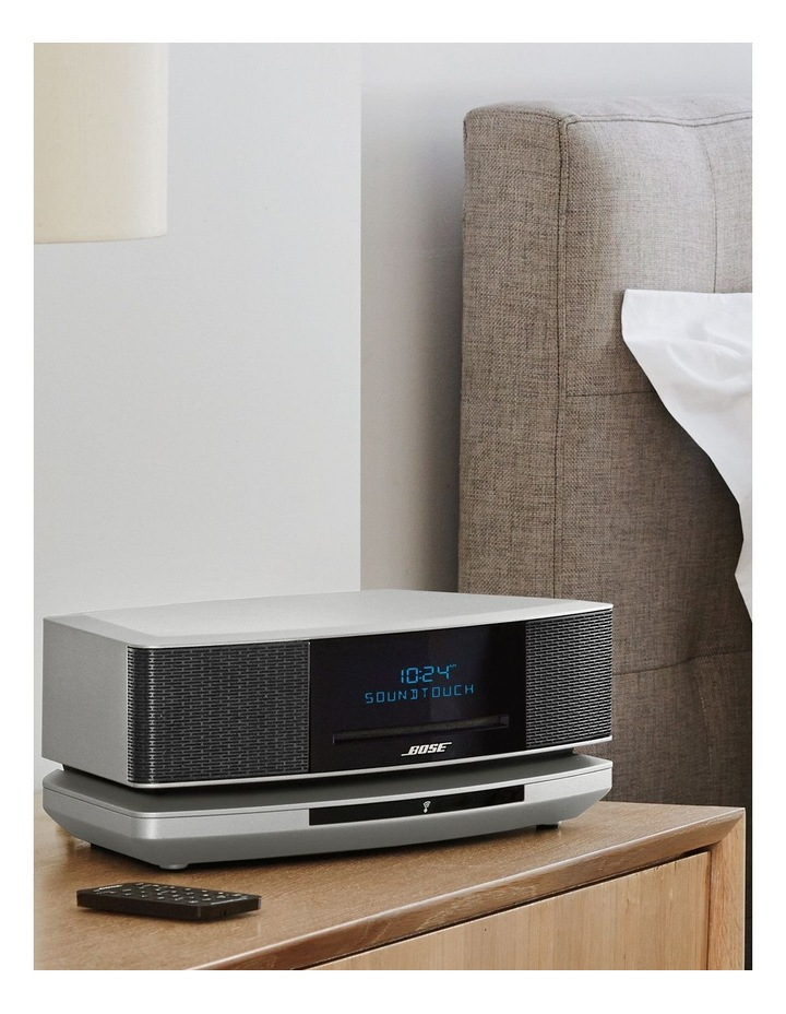 Wave SoundTouch Music System IV - Platinum Silver image 4