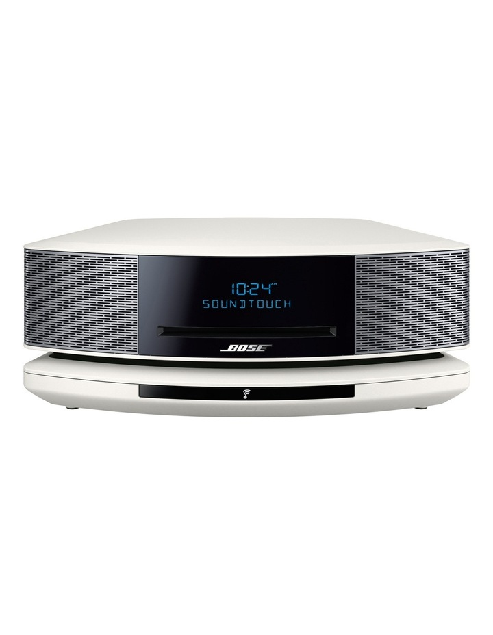 Wave SoundTouch Music System IV - Arctic White image 1