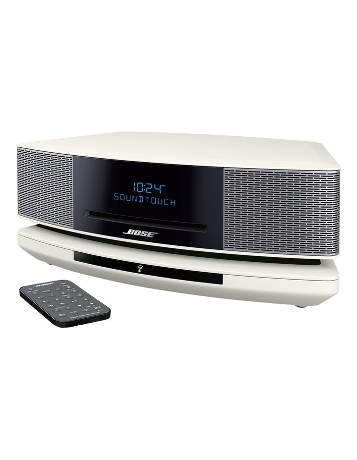 Wave SoundTouch Music System IV - Arctic White image 2
