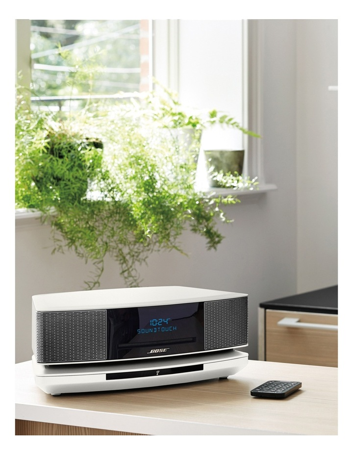 Wave SoundTouch Music System IV - Arctic White image 3