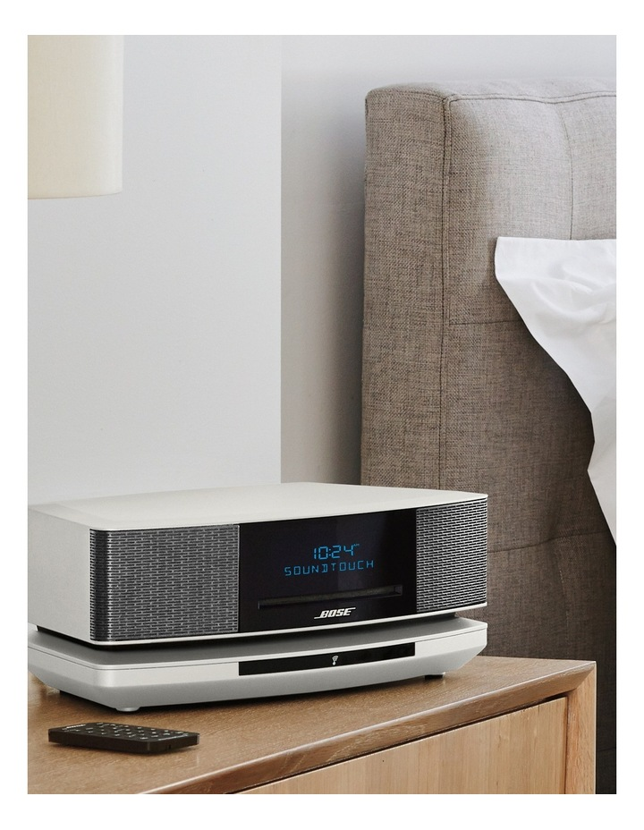 Wave SoundTouch Music System IV - Arctic White image 4