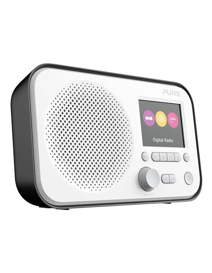 Elan E3 Portable DAB /FM Radio - Black image 2