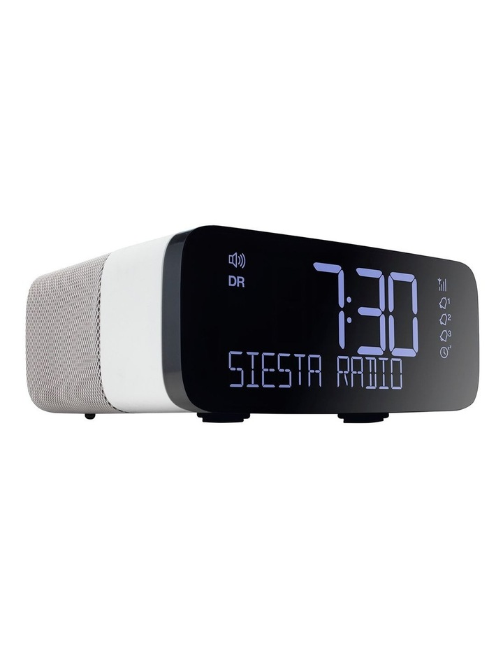 Siesta Rise Bedside DAB/DAB  and FM Radio image 3