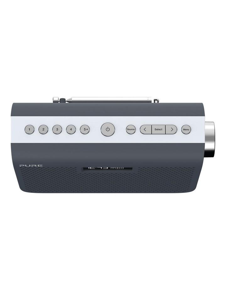 One Midi Series 3s Portable DAB/DAB  and FM Radio - Slate Blue image 3