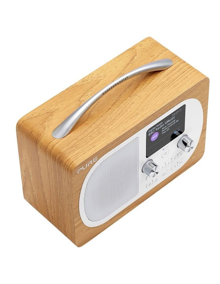Evoke H4 Oak Portable DAB/DAB  and FM Radio image 3
