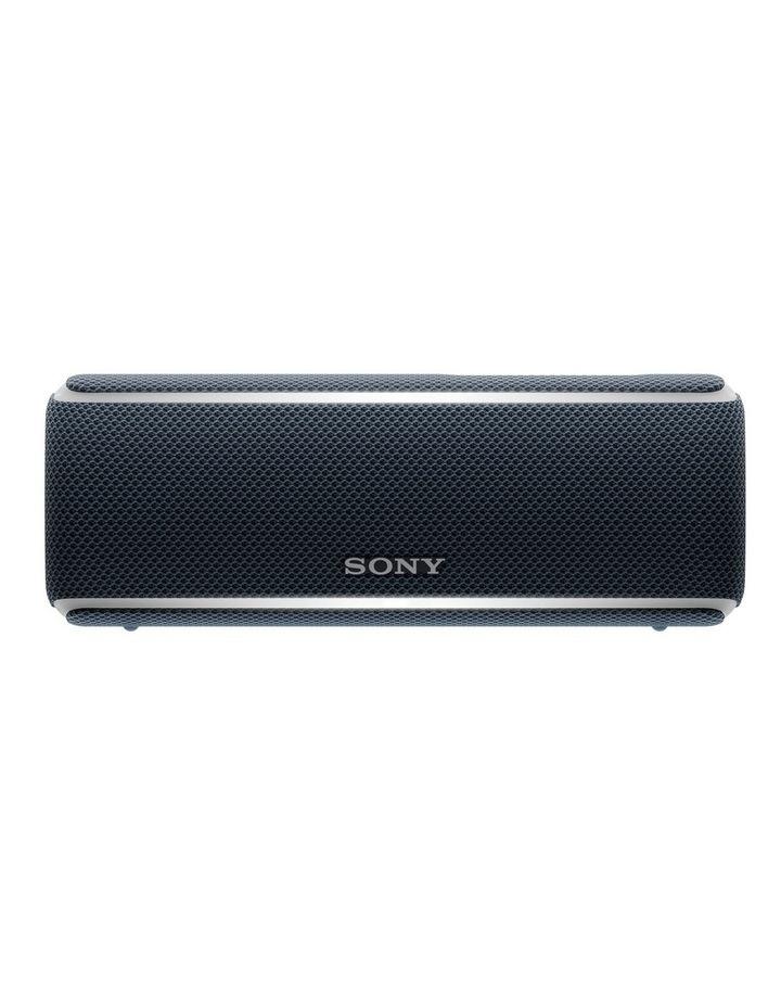 XB21 Bluetooth Speaker - Black image 1