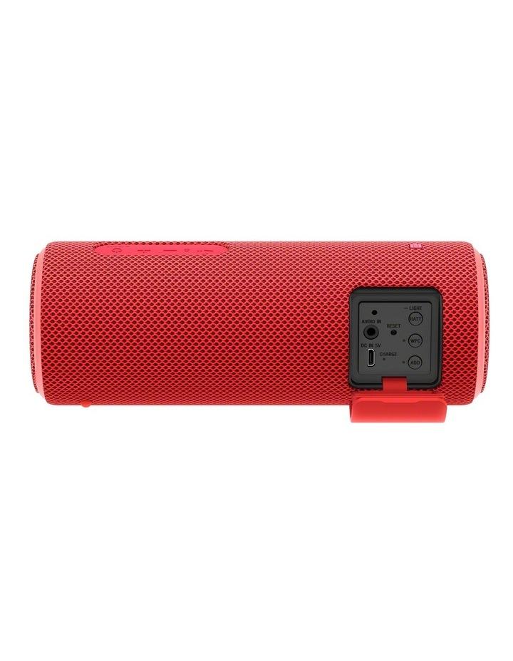 XB21 Bluetooth Speaker - Red image 5