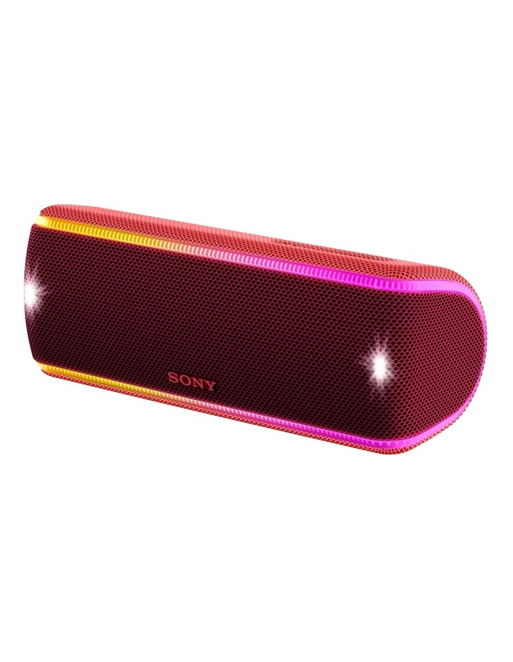 XB31 Bluetooth Speaker - Red image 4