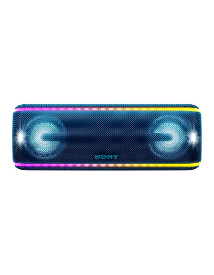 Ultimate Bluetooth Speaker Blue SRSXB41L image 1