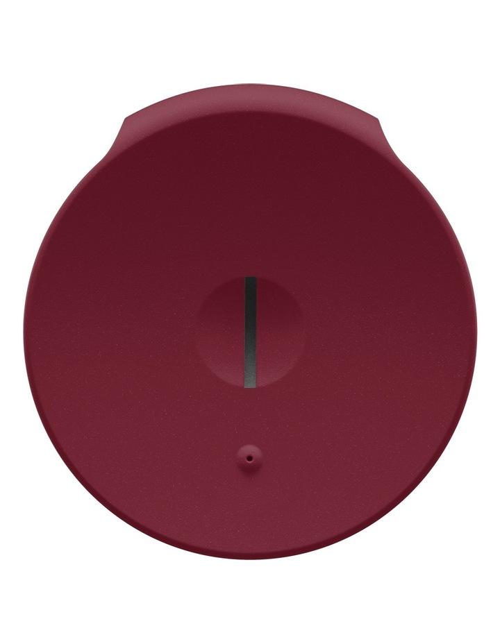 BLAST Portable Smart Speaker - Merlot Red image 3