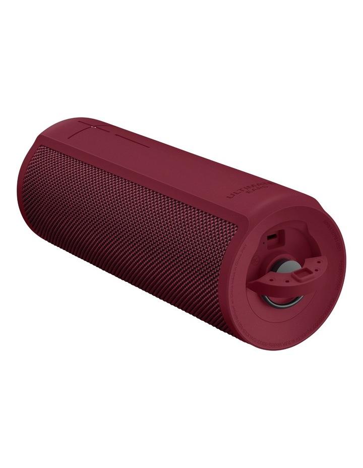 BLAST Portable Smart Speaker - Merlot Red image 4