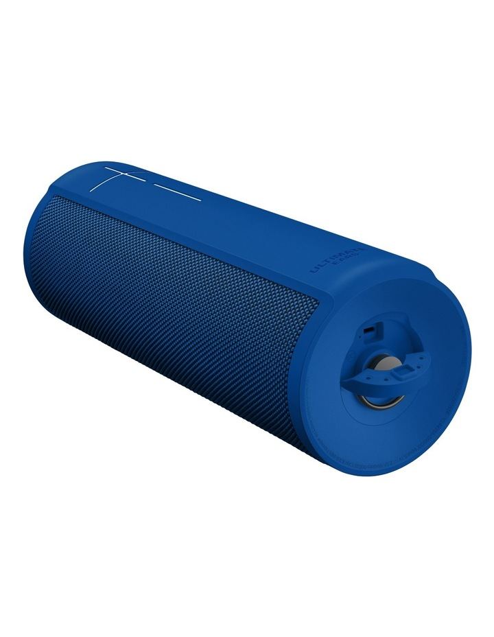 MEGABLAST Portable Smart Speaker - Blue Steel image 4