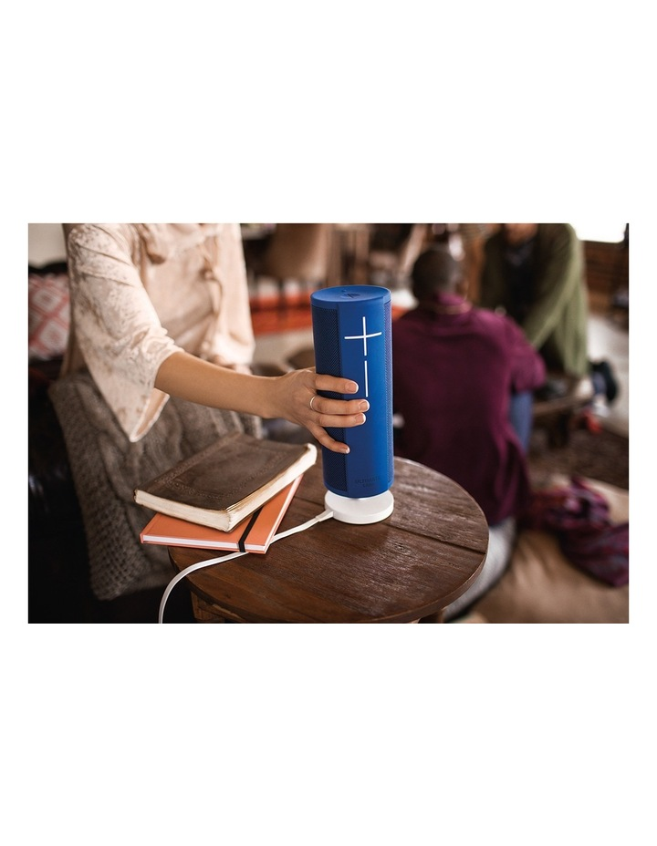MEGABLAST Portable Smart Speaker - Blue Steel image 5
