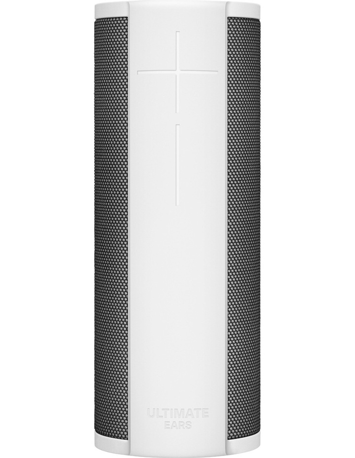 MEGABLAST Portable Smart Speaker - Blizzard White image 1