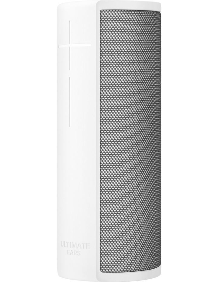 MEGABLAST Portable Smart Speaker - Blizzard White image 2