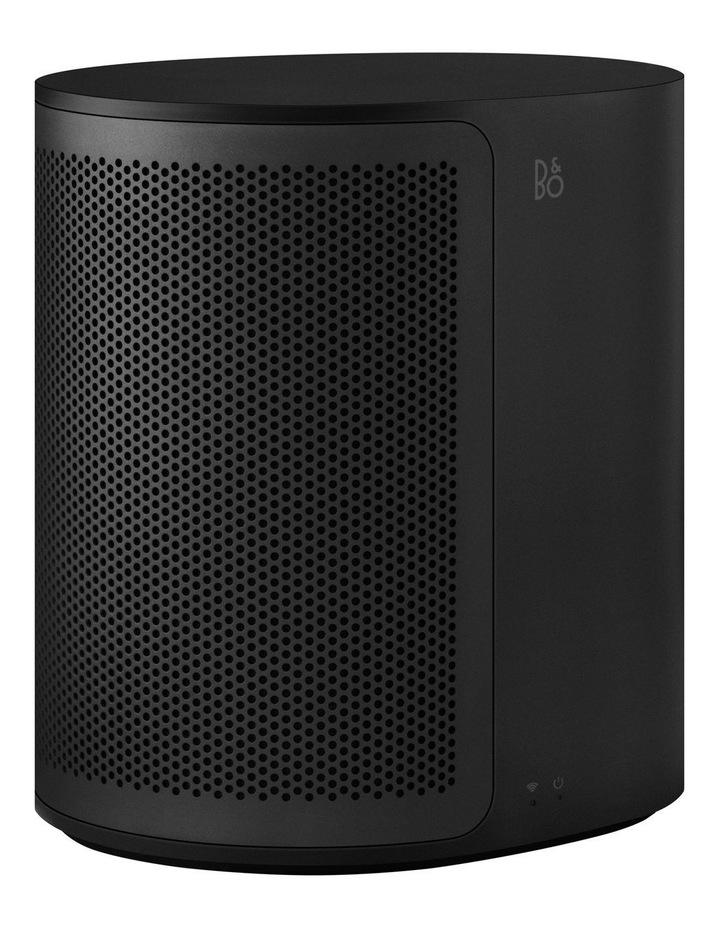 B&O Beoplay M3 Compact and Powerful Bluetooth Speaker - Black image 1
