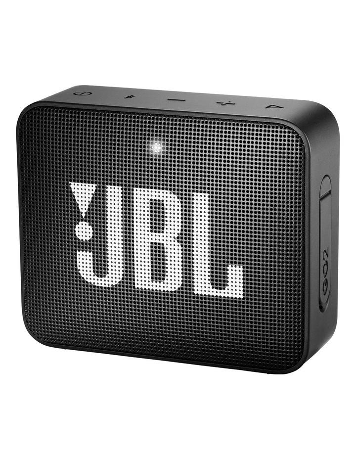 Go 2 portable Bluetooth Speaker Midnight Black image 1