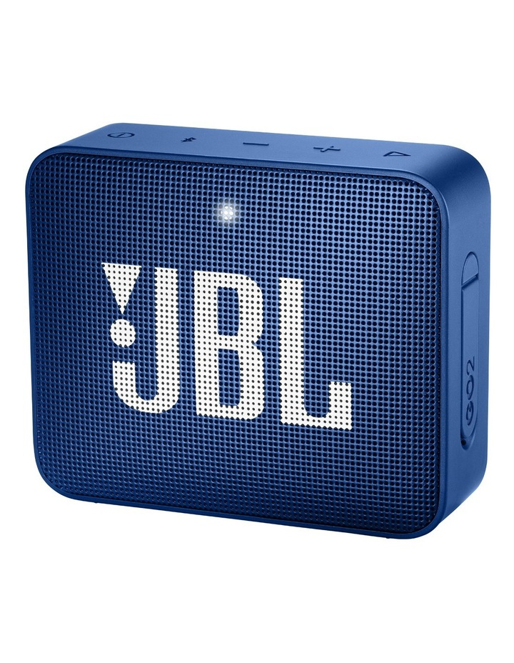 Go 2 portable Bluetooth Speaker Deep Blue Sea image 1