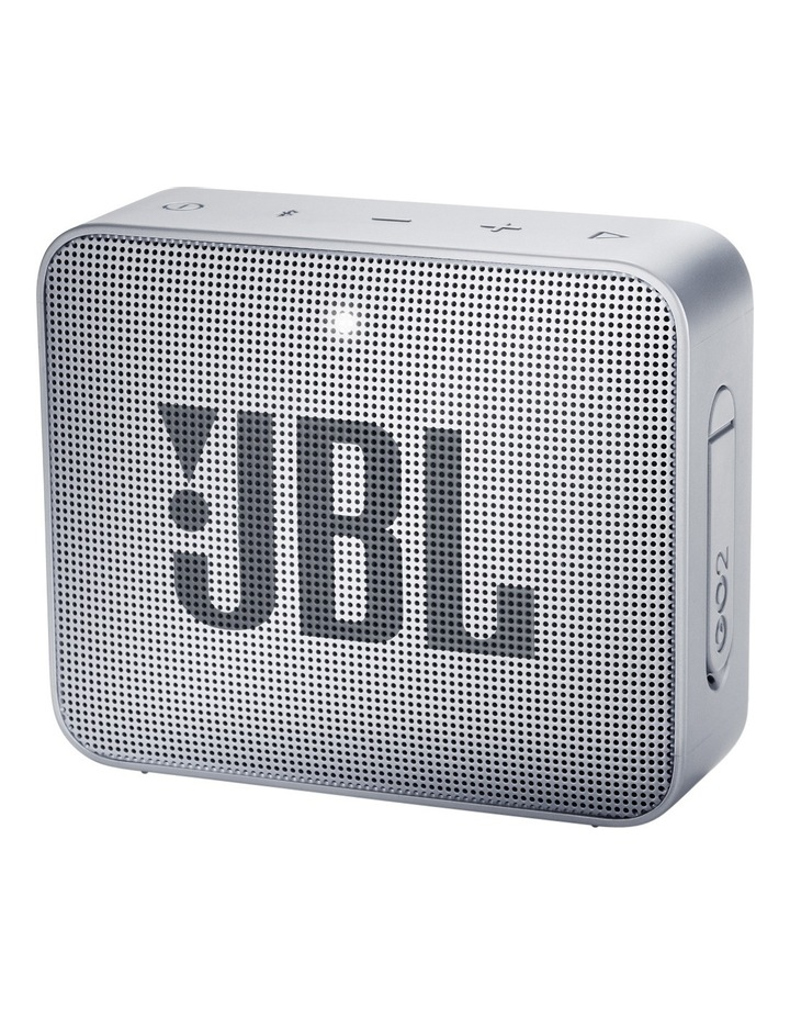 GO 2 Portable Bluetooth Speaker Ash Grey image 1