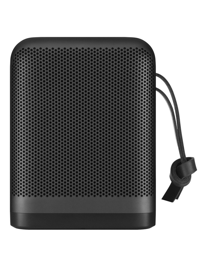 B&O Beoplay P6 Powerful and Portable Wireless Bluetooth Speaker - Black image 1