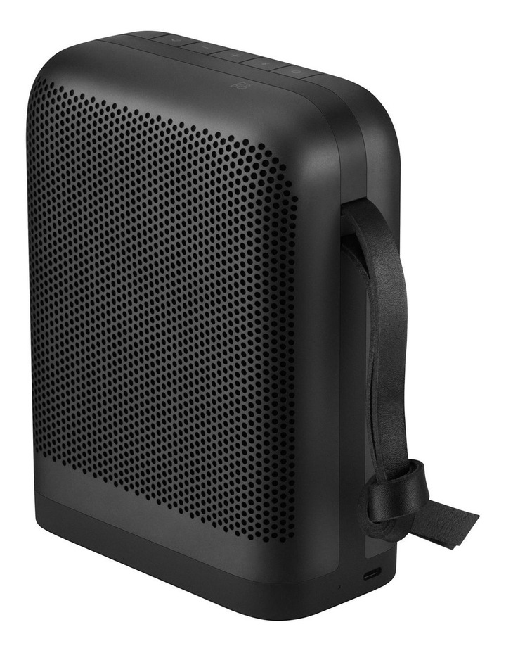 B&O Beoplay P6 Powerful and Portable Wireless Bluetooth Speaker - Black image 2