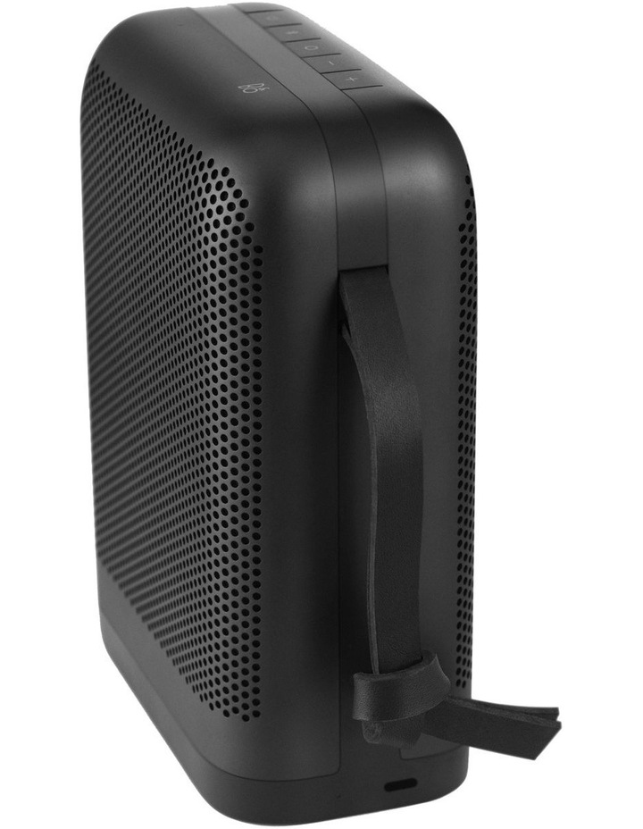 B&O Beoplay P6 Powerful and Portable Wireless Bluetooth Speaker - Black image 3