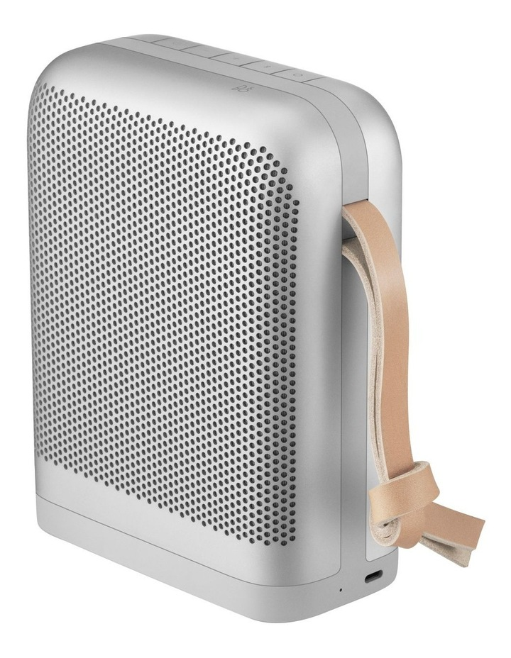 B&O Beoplay P6 Powerful and Portable Wireless Bluetooth Speaker - Natural image 2