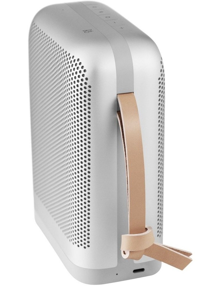 B&O Beoplay P6 Powerful and Portable Wireless Bluetooth Speaker - Natural image 3