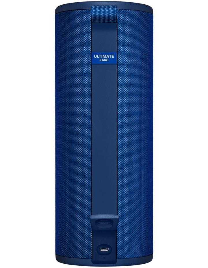 Megaboom 3 Portable Bluetooth Speaker - Lagoon Blue image 3