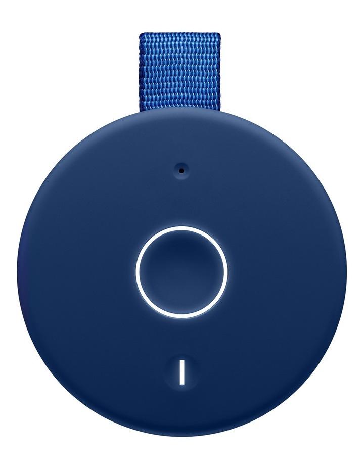 Megaboom 3 Portable Bluetooth Speaker - Lagoon Blue image 4