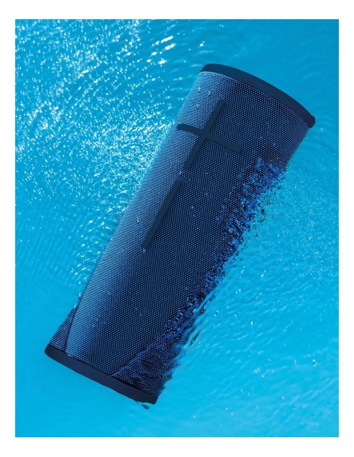 Megaboom 3 Portable Bluetooth Speaker - Lagoon Blue image 5