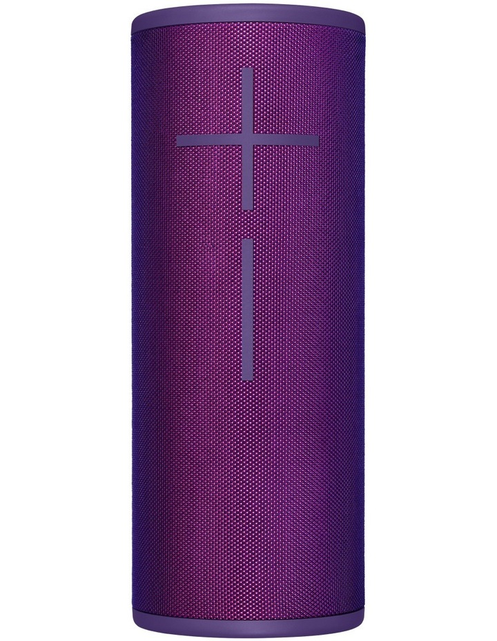 Megaboom 3 Portable Bluetooth Speaker - Ultraviolet Purple image 1