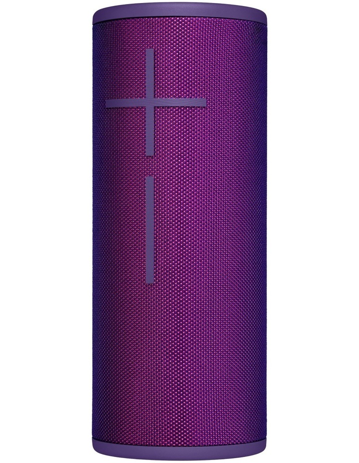Boom 3 Portable Bluetooth Speaker - Ultraviolet Purple image 2