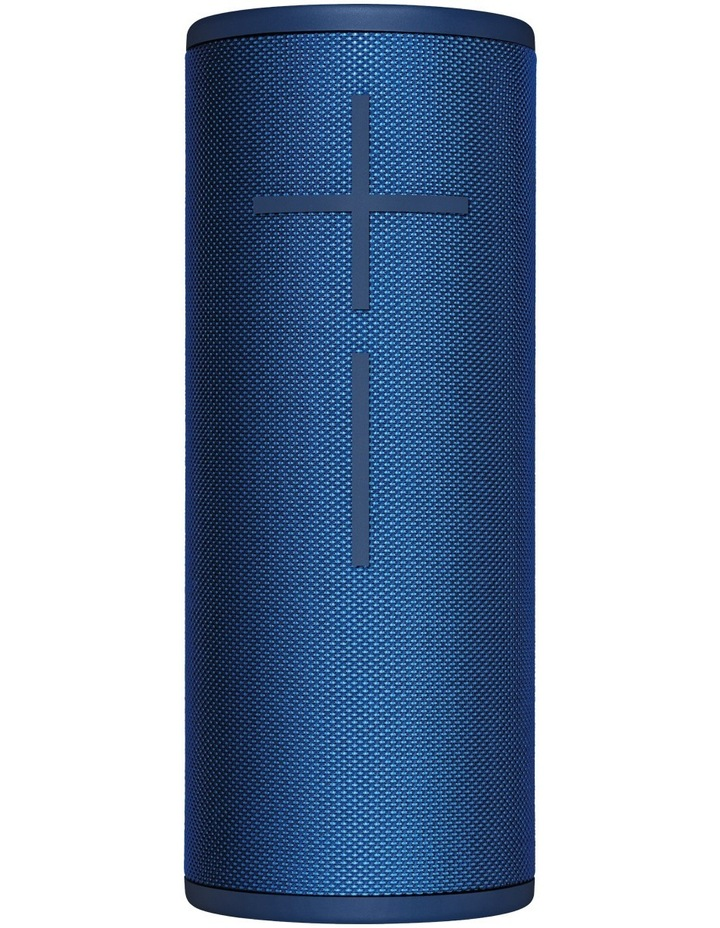 Boom 3 Portable Bluetooth Speaker - Lagoon Blue image 1