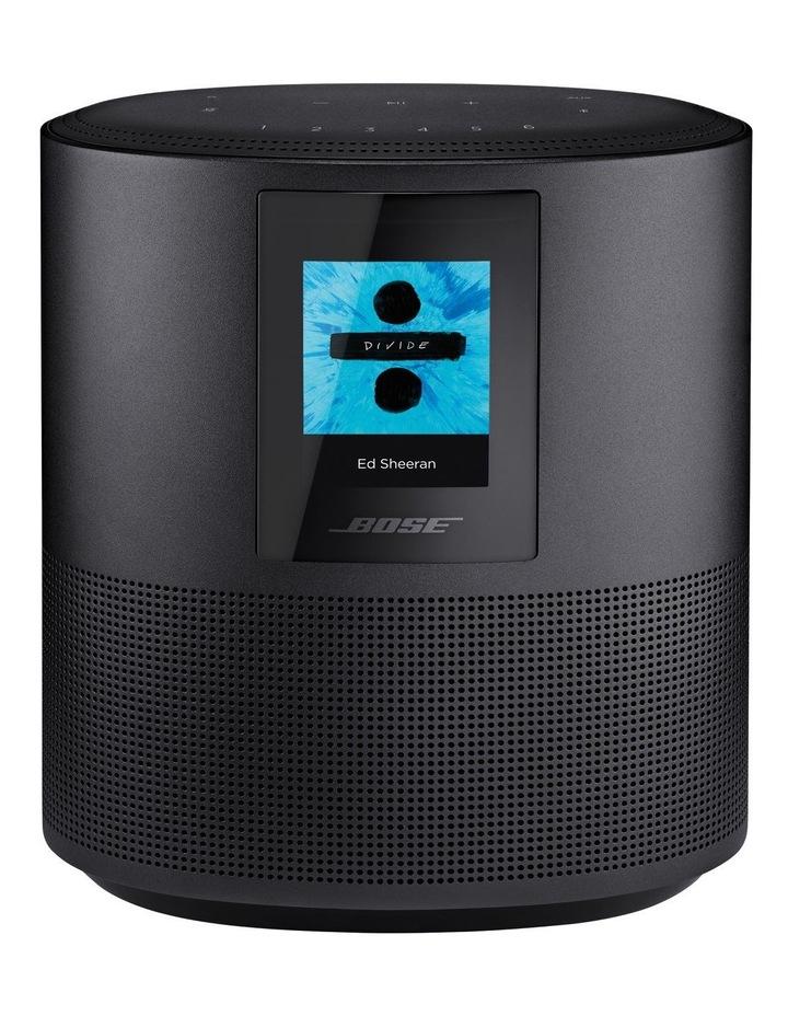 Home Speaker 500 - Black image 1