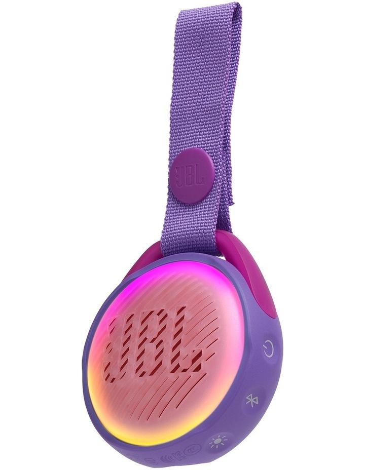 JR POP Kids Bluetooth Speaker Purple image 1