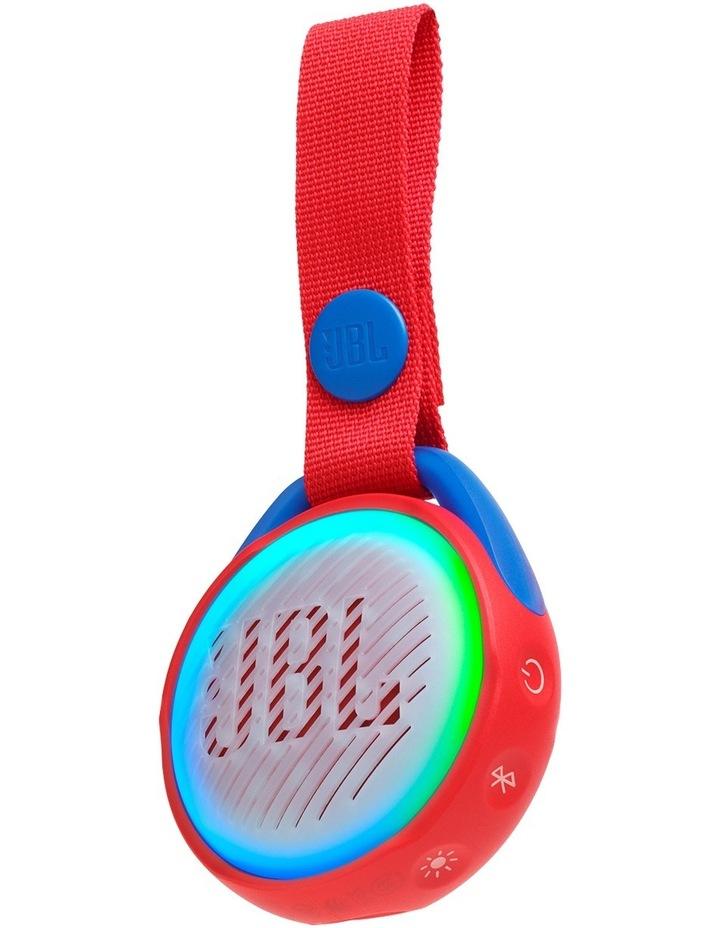 JR POP Kids Bluetooth Speaker Red image 5