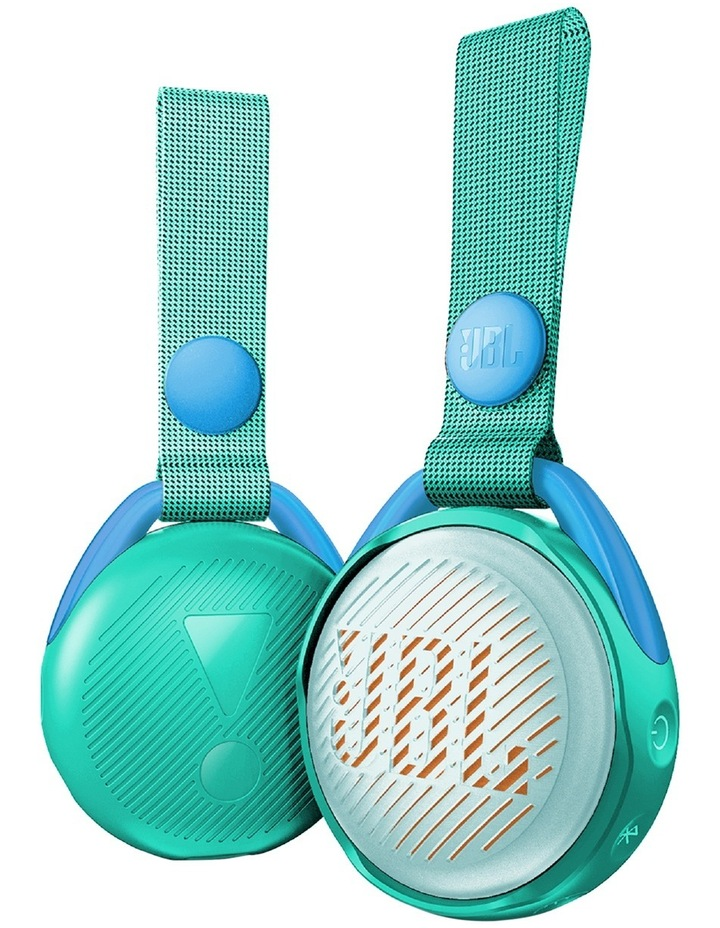 JBL Junior POP Kids Wireless Speaker, Teal image 1