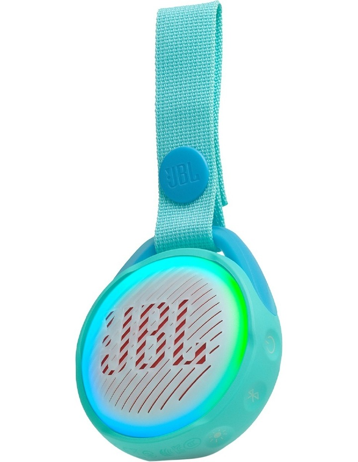 JBL Junior POP Kids Wireless Speaker, Teal image 5
